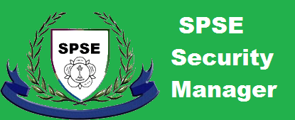 SPSE Security Manager Examination Paper Pattern